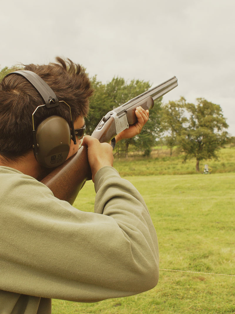 Clay Pigeon Shooting Taster Session Gift Voucher